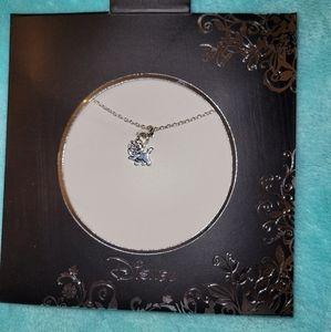 Disney Aristocats Marie dainty necklace NWT
